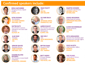 Animal AgTech Innovation Summit speakers