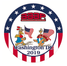 AAAP 2019 Conference logo